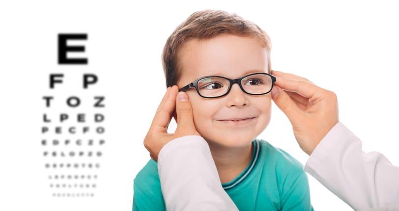 Le développement de la vue à 4 mois