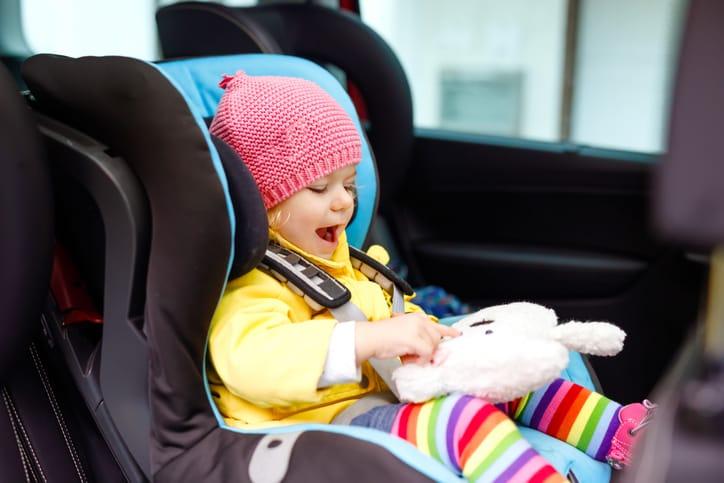 Le développement sensori-moteur de votre enfant à 1 mois