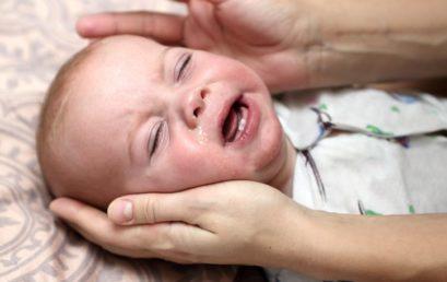 Désencombrer le nez de votre bébé d'un mois