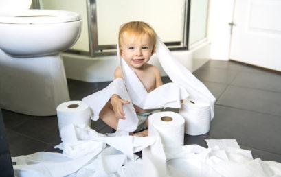 L'apprentissage de la propreté