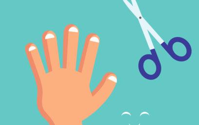 Soins des ongles de votre nouveau-né