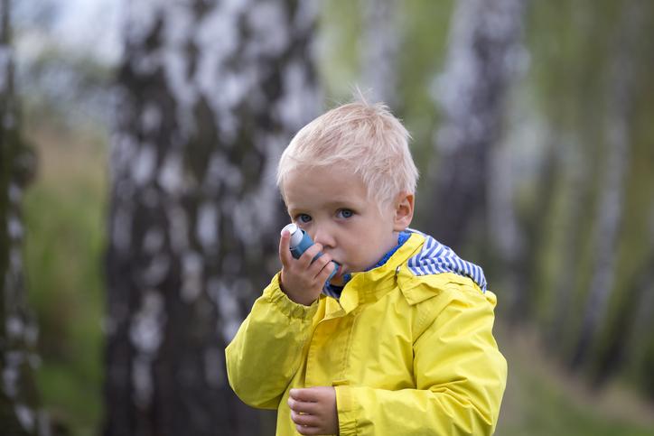 La bronchite obstructive et la bronchiolite