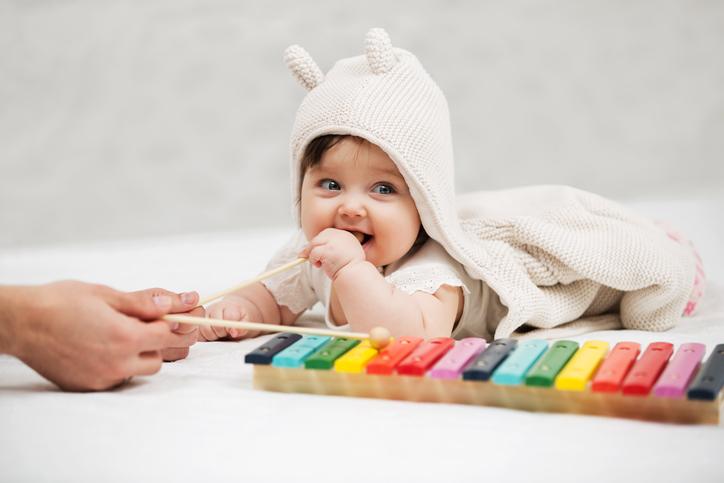 L'effet de la musique sur votre enfant
