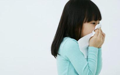 Le rhume, rhinite ou IVRS