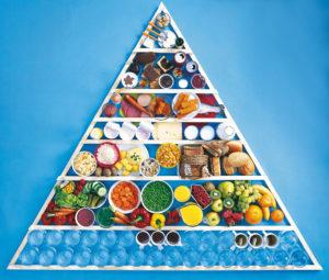 Le régime alimentaire de la femme enceinte doit avant tout être équilibré.