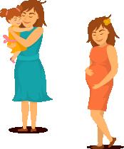Le développement socio-comportemental chez l'enfant.
